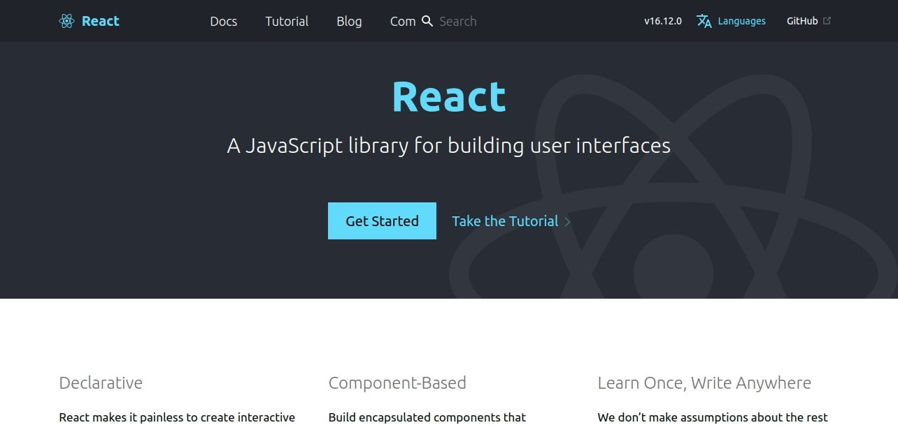 React Front-End Development Library