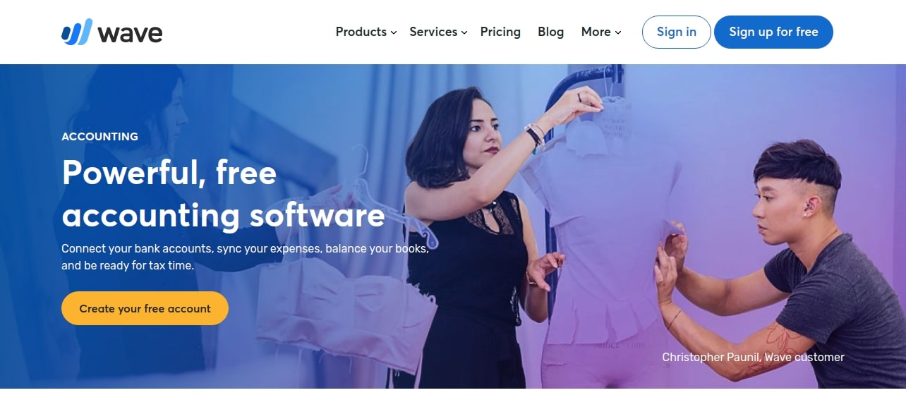 Wave - Free Online Accounting Software for Small Businesses